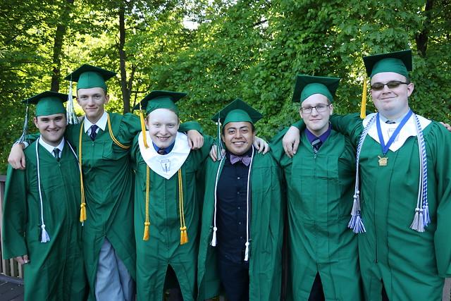 2018 LOHS graduation