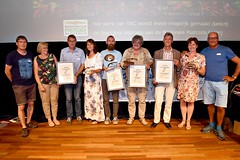Gouden Zwaluw winnaars, foto door VNC