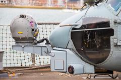USS Farragut MH-60R Seahawk
