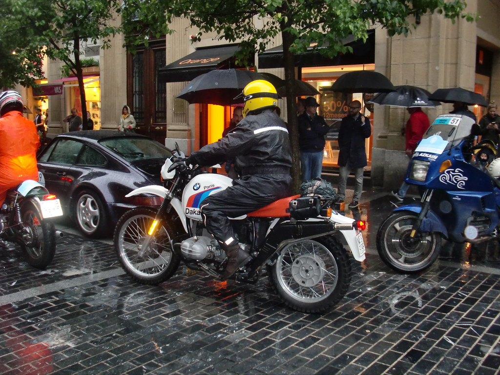 BMW PARIS DAKAR
