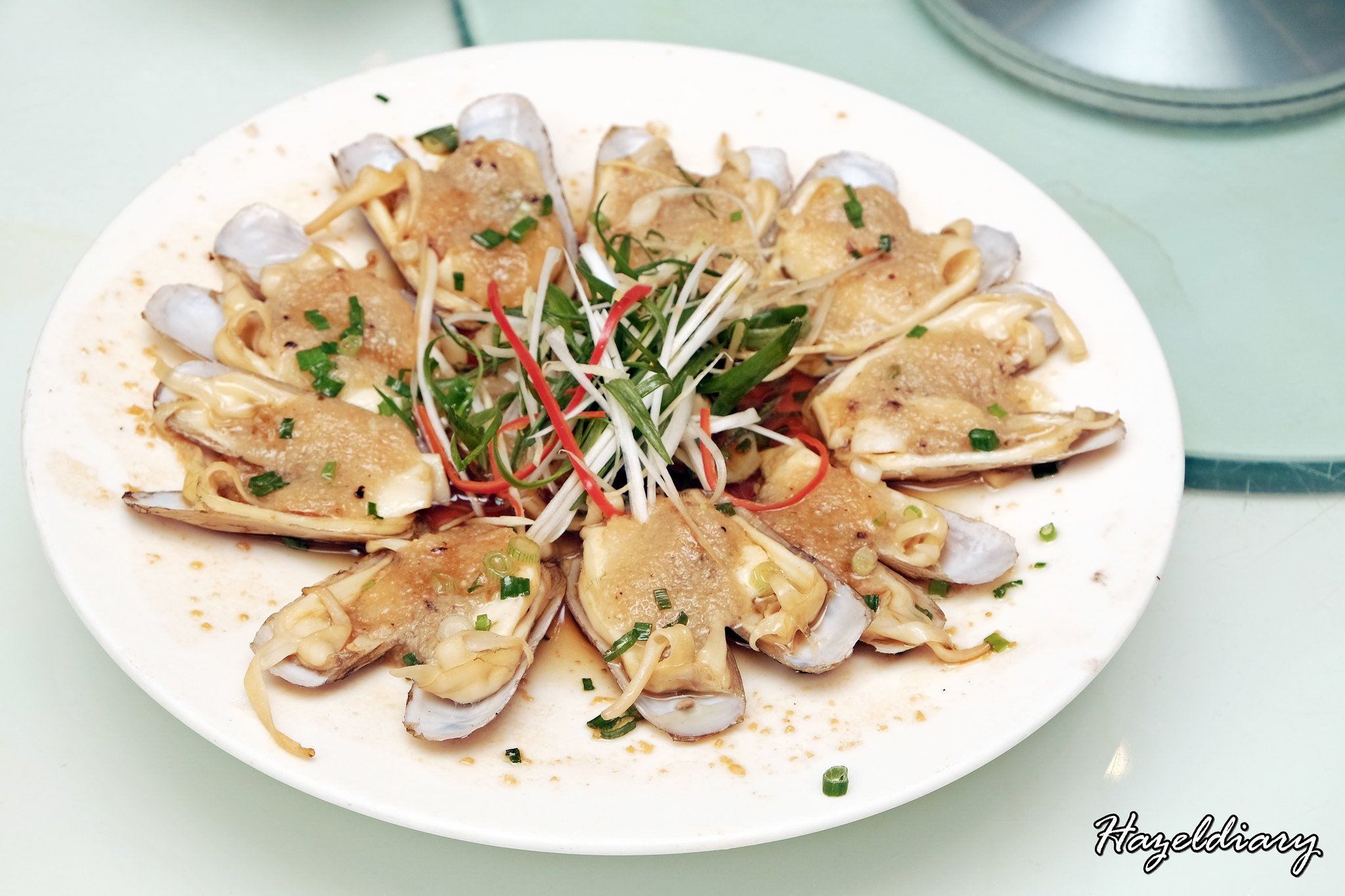 Putien-Steamed DUOTOU Clam with Minced Garlic