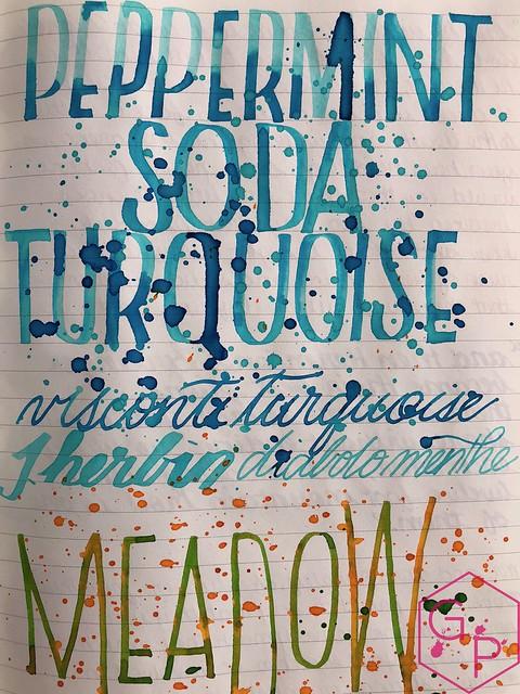 @MilligramStore Notebooks from Marc Martin Kaleidoscope Jungle & Melbourne Museum 39