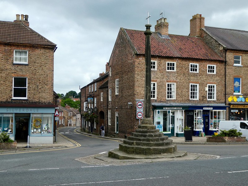 Market Cross, Bedale