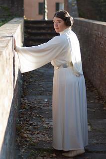 Senatrice Leia Organa - Elisa