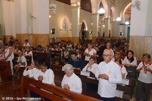 Primeiras novenas  das Festividades  do Sagrado Coração Jesus