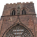 Edward III statue   The Abbey of the Holy Cross   Shrewsbury-33