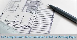 NATA 2018 - CoA accepts reevaluation of NATA