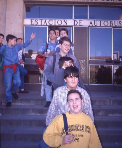 Viaje a Úbeda. 13 de diciembre de 1994.