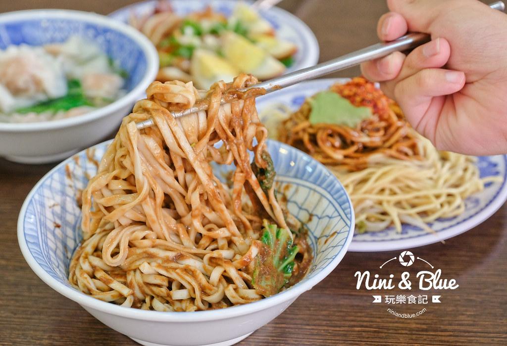 董媽涼麵 台中 科博館 美食16