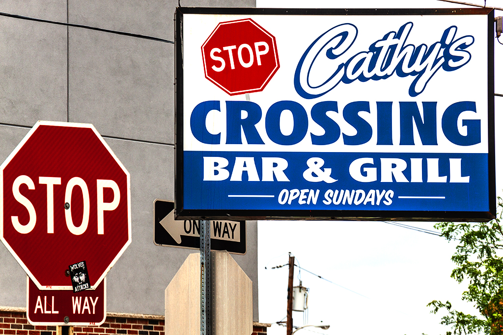 Cathy's CROSSING--Port Richmond