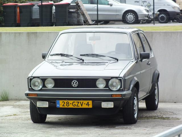 1983 Volkswagen Golf GX 1.5