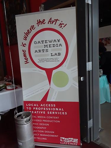 Gateway Open Studios Tour, May 19, 2018