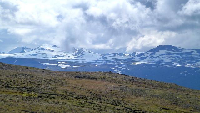 Mountaintops of Iceland, Panasonic DMC-TZ20