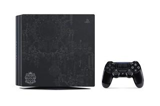 PS4 Pro《王國之心3》限定同捆機「KINGDOM HEARTS III LIMITED EDITION」發表!