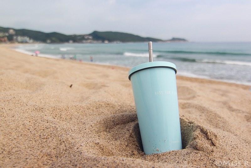 DreamKiss 甜言夢語 不鏽鋼杯 自備杯子優惠 不鏽鋼吸管 隨手杯 棉花糖杯 棉花糖吸管杯 吸管刷 304不鏽鋼29