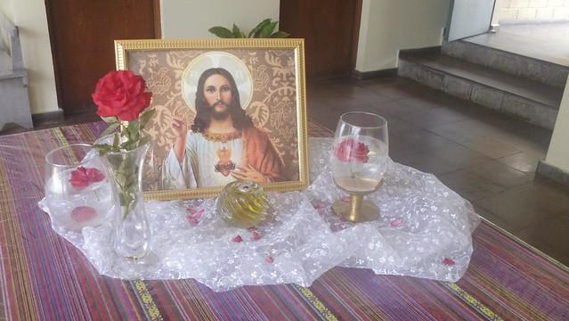 Solenidade do Sagrado Coração de Jesus em San Salvador