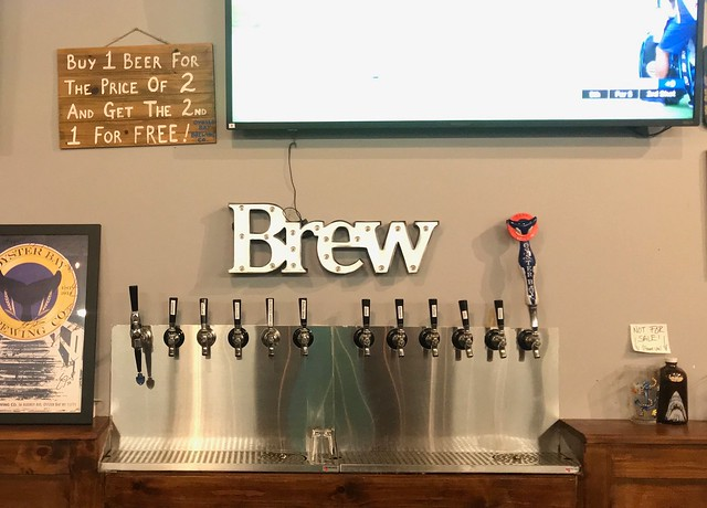 金, 2018-06-15 15:08 - Oyster Bay Brewing Co.