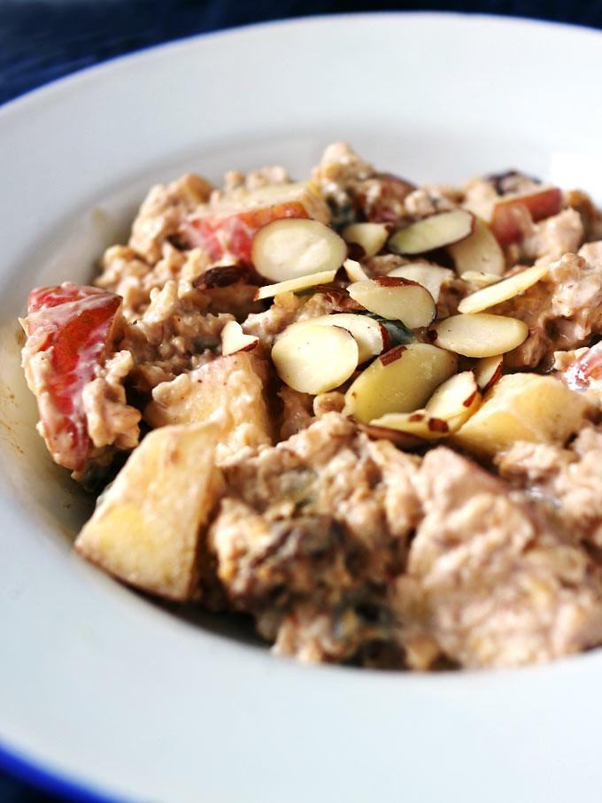 什錦果麥粥 bircher-muesli (6)