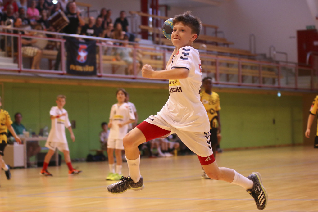 2018-06-02 HC Fivers U11-Bregenz Handball