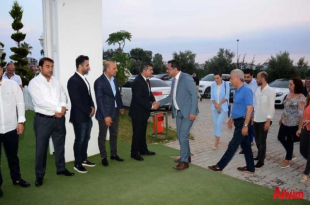 ALDODER İftar CHP Yönetim