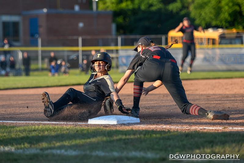 Trumbull High vs. Cheshire - High School Softball