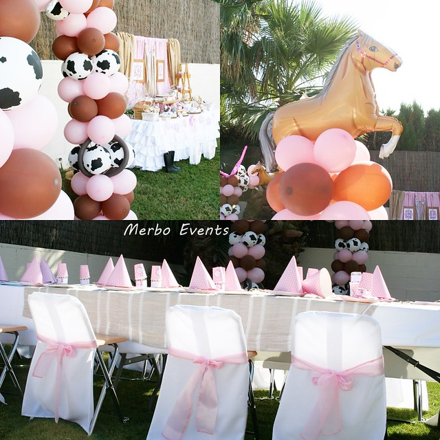 cowgirl party MErbo Events
