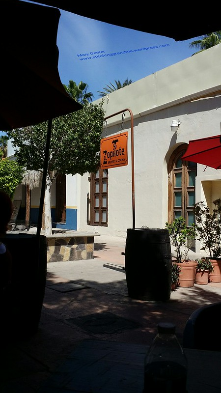 El Zopilote Brewery & Cocina Loreto Mexico