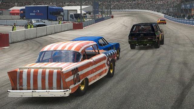Wreckfest - American Raceway