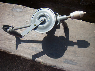 FLEETWAY Breast Drill - 1944
