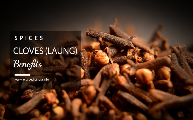 Cloves (Laung) Health Benefits & Side Effects