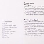 Riodo 防水 Bluetooth スピーカー 開封レビュー (7)