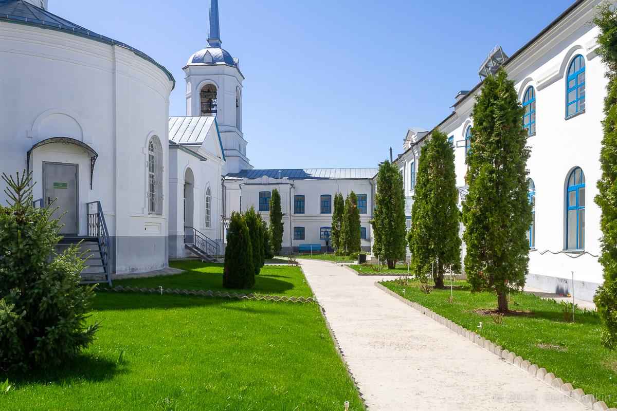Дивногорский Свято-Успенский монастырь фото 6