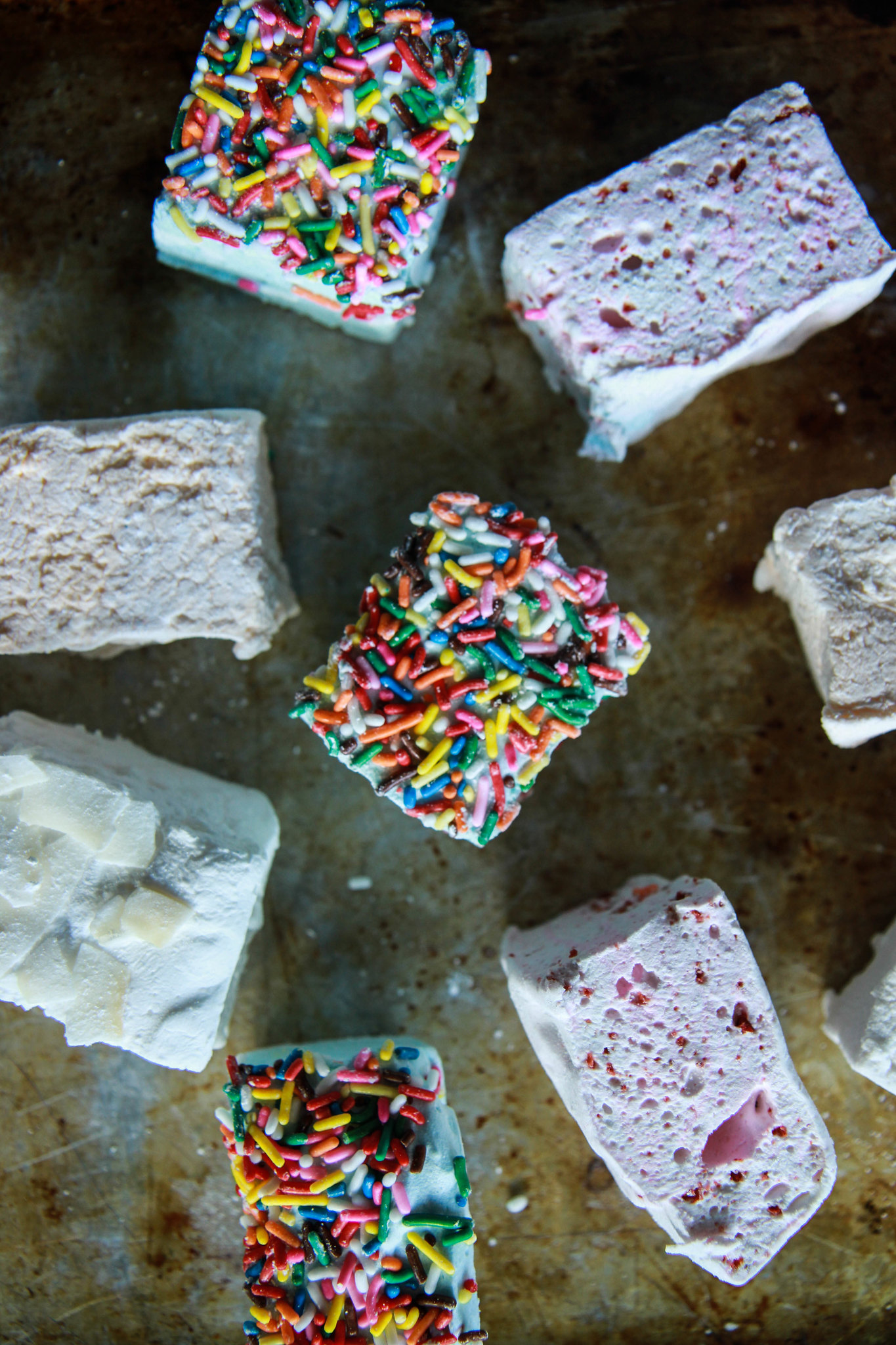 Homemade Marshmallows from HeatherChristo.com