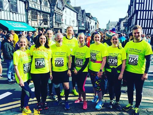 Stratford Half Marathon 2018