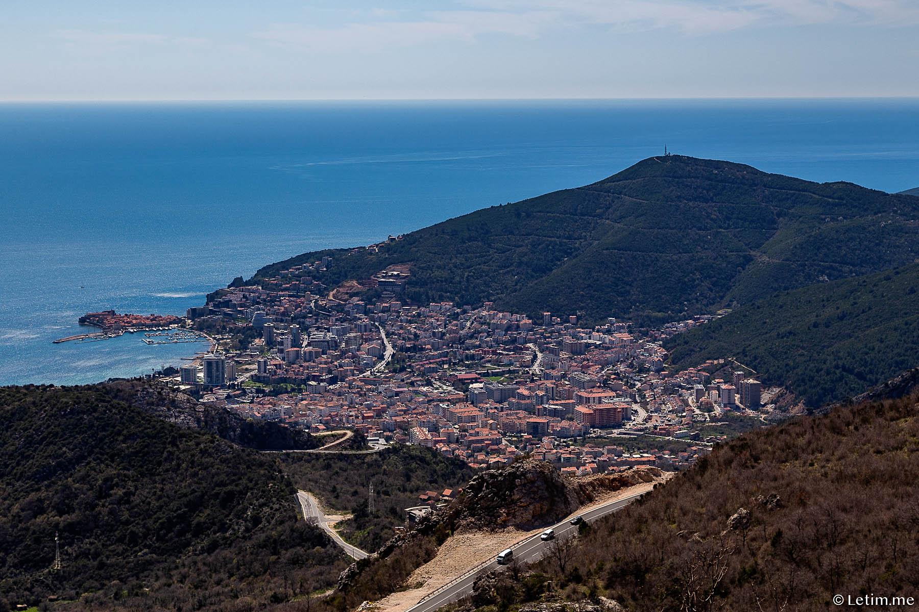Будва. Лучшее место для отдыха в Черногории