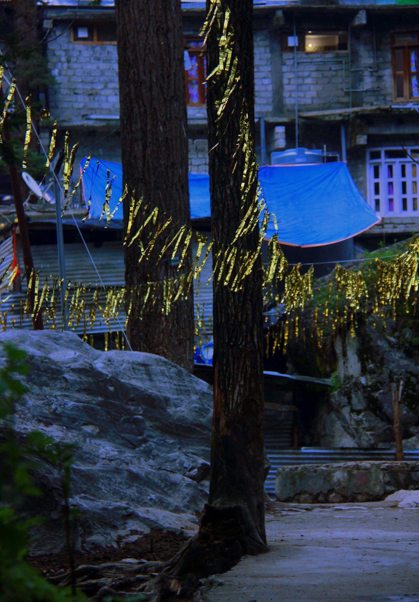 Ghangaria is a tourist village for Hemkund Sahib pilgrims