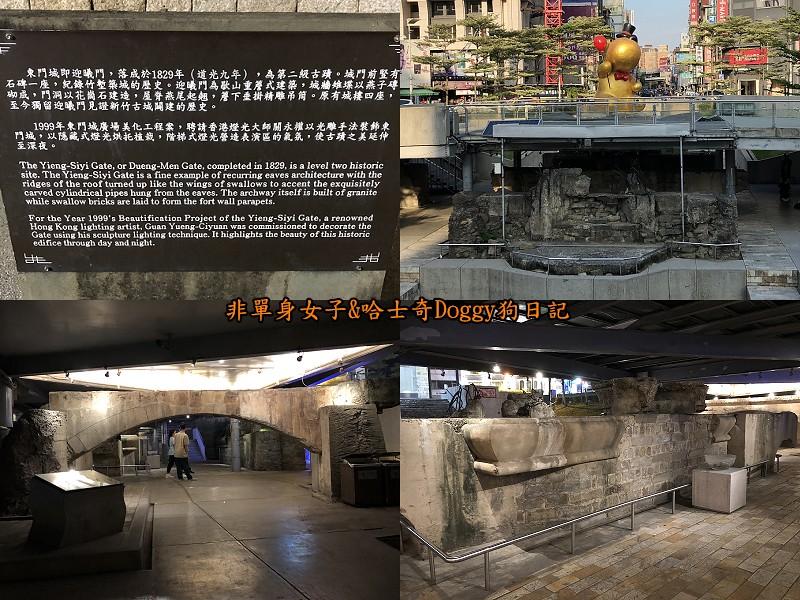 新竹城隍廟美食39東門城