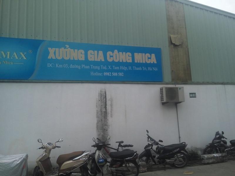 ngoại thất xưởng gia công Mica tại Hà Nội (11)