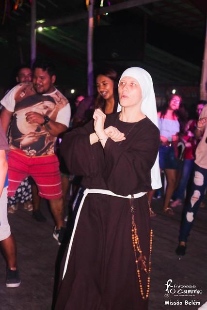 Sunset Franciscano em Belém/PA