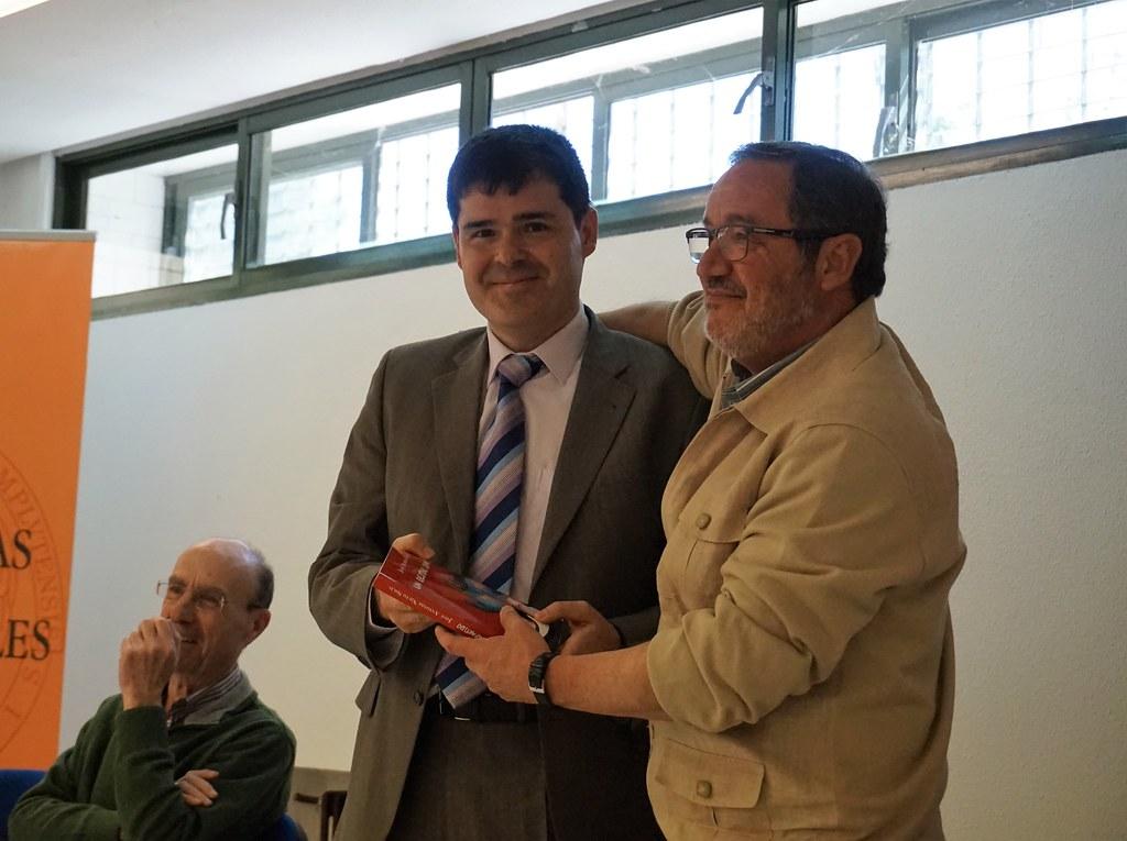 Presentación novela JA Nieto Solís, jun 2018