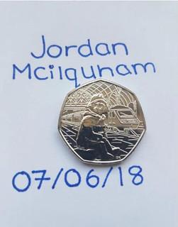 Paddington coin eBay sale