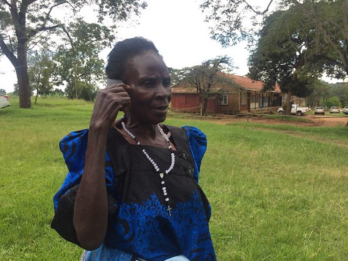 Launch of a mobile phone-based interactive voice advisory service for pig farmers in Uganda