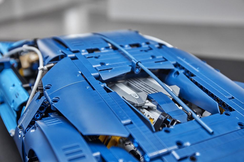42083 LS Engine