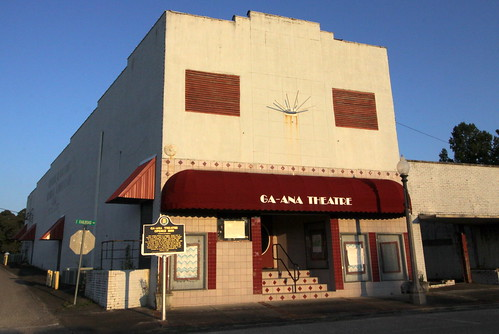 GA-ANA Theater - Georgiana, AL