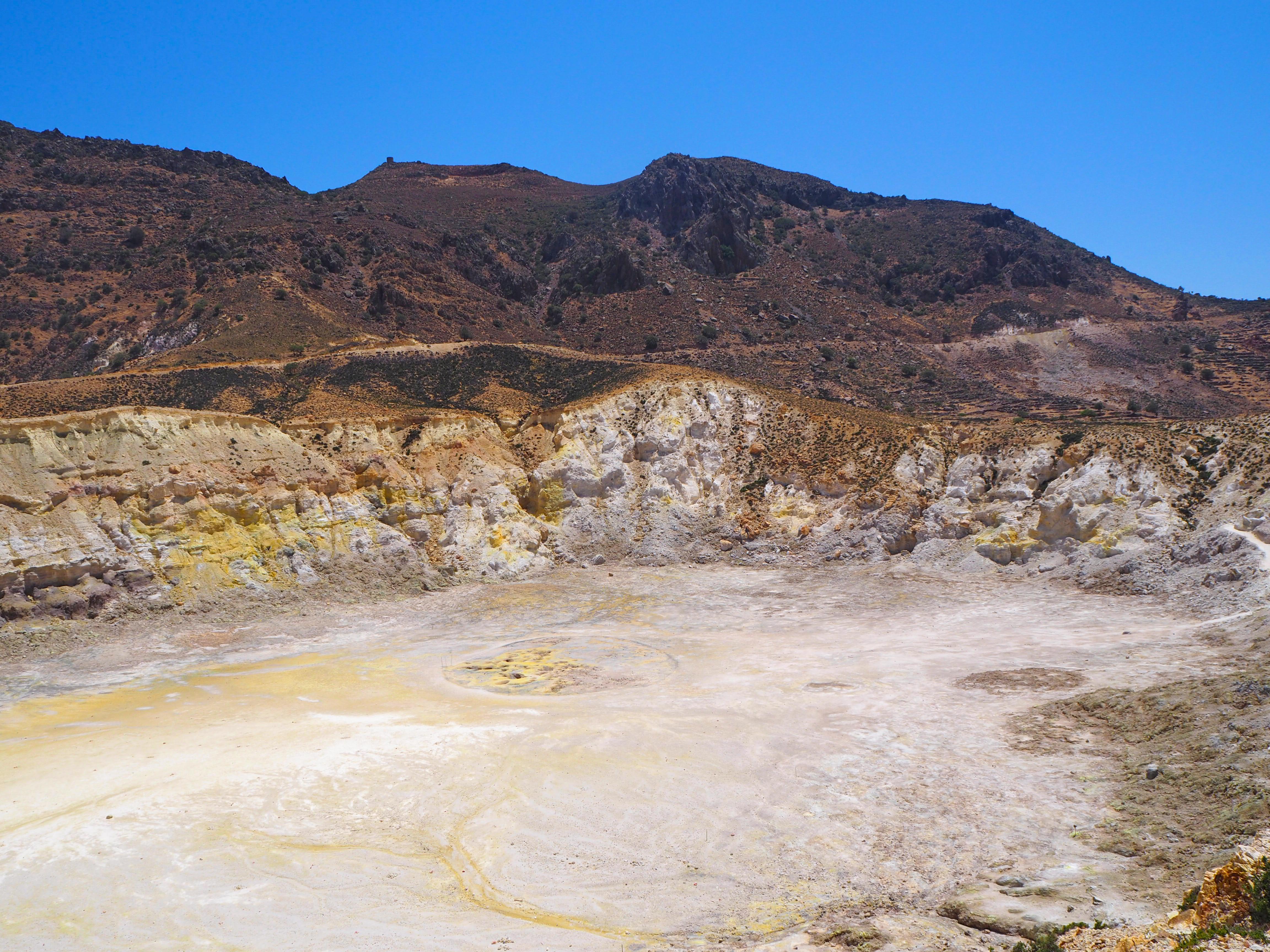 Nisyros kraateri