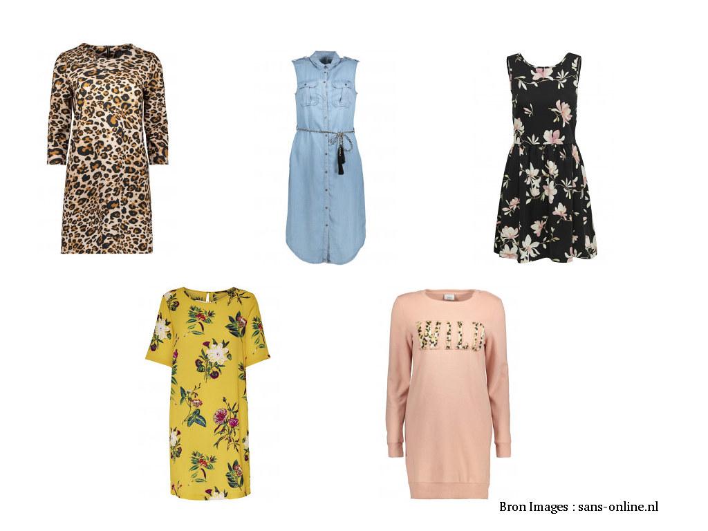 Wishlist Sans-Online jurk online