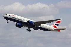 B777 G-VIIM London Heathrow 15.06.18