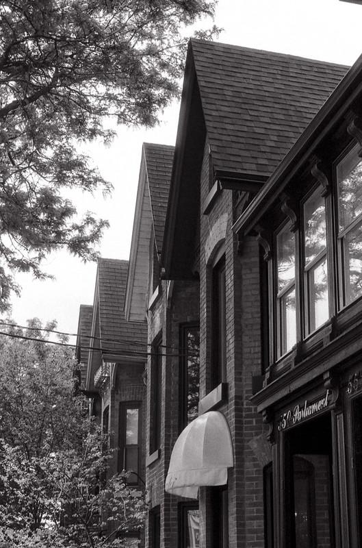Cabbagetown Architecture