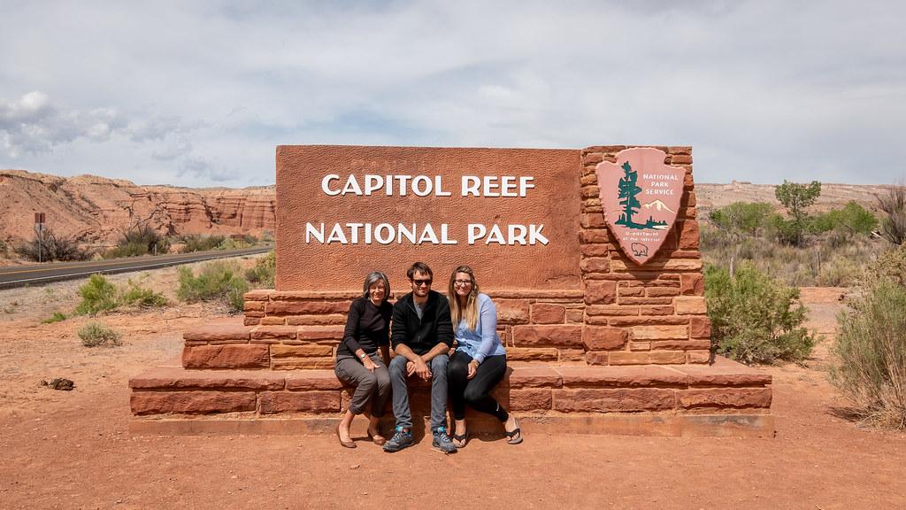 Capitol Reef - Utah - [USA]