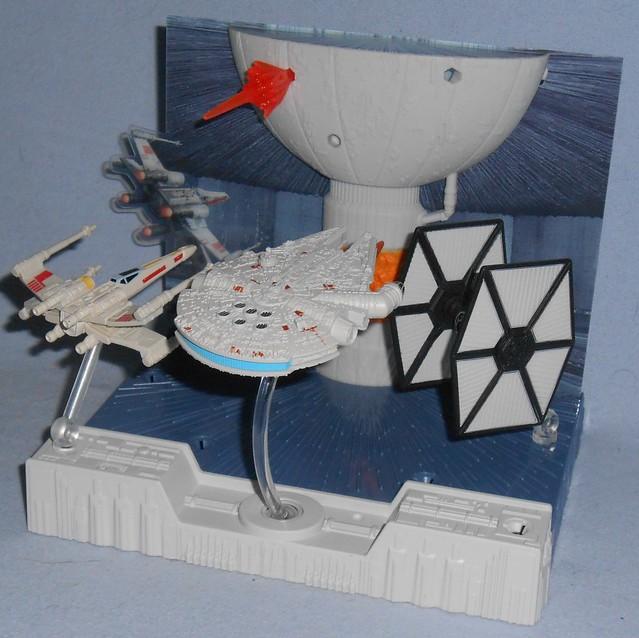 Hot Wheels - Death Star Attack
